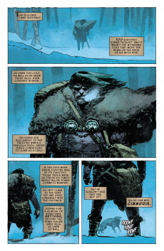 Extrait de Conan the Barbarian Vol 3 (Marvel - 2019) -8B- The Life & Death of Conan: part eight - Homecoming