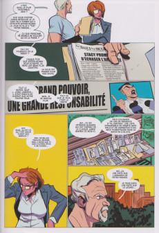 Extrait de Marvel Comics - La collection (Hachette) -158115- Spider-Gwen : Un Pouvoir Supérieur