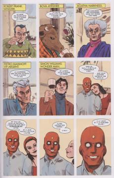 Extrait de Marvel Comics - La collection (Hachette) -159120- Vision : A peine mieux qu'une bête