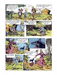 Extrait de Robert et Bertrand -7- Le diable noir