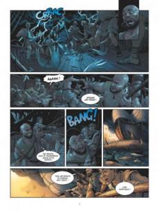 Extrait de Les licteurs -1- La mort du Grand dieu Pan