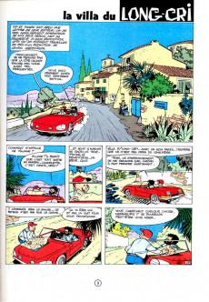 Extrait de Tif et Tondu -8a1983- La villa du long-cri