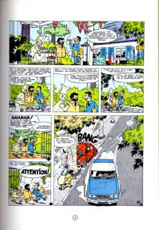Extrait de Tif et Tondu -9a1983- Choc au louvre