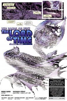 Extrait de Brave And the Bold Vol.3 (The) (DC comics - 2007) -3- Against... the Fatal Five!