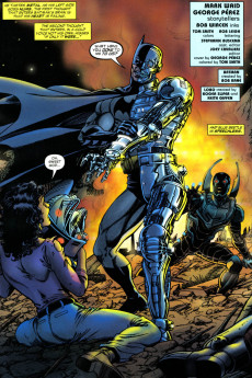 Extrait de Brave And the Bold Vol.3 (The) (DC comics - 2007) -4- Issue # 4