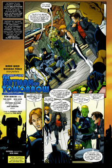 Extrait de Brave And the Bold Vol.3 (The) (DC comics - 2007) -5- Issue # 5