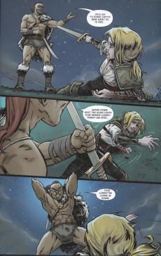 Extrait de L'Ère de Conan -2- Valéria, l'Enfant de la Guerre