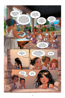 Extrait de Wonder Woman - Legendary - Wonder Woman : Legendary