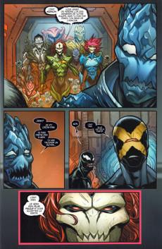 Extrait de X-Men: Blue -2- Casse temporel