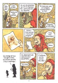 Extrait de Le petit Léonard de Vinci