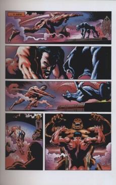 Extrait de Best of Marvel -1- Spider-Man : La dernière chasse de Kraven