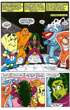 Extrait de What the..?! (Marvel comics - 1988) -11- Issue # 11