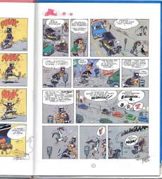 Extrait de Gaston -13a1982/11- Lagaffe mérite des baffes