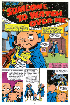 Extrait de What the..?! (Marvel comics - 1988) -16- Issue # 16