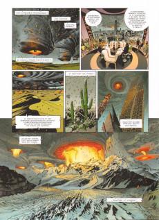 Extrait de Labyrinthus -1- Cendres