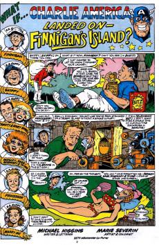 Extrait de What the..?! (Marvel comics - 1988) -18- What The...?! Guide