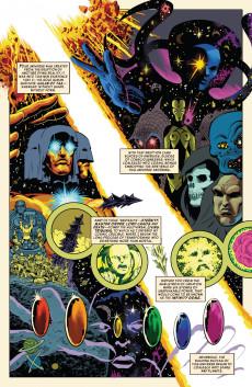 Extrait de History of the Marvel Universe (Marvel comics - 20) -INT01- History of the Marvel Universe