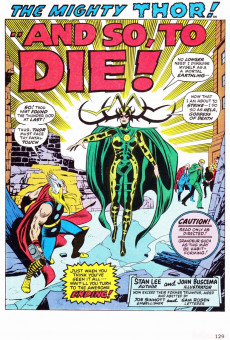 Extrait de Superhero Women (The) (Marvel comics - 1977) - The Superhero Women