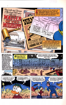 Extrait de Uncle $crooge (5) (Gladstone - 1993) -286- Issue # 286