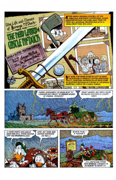 Extrait de Uncle $crooge (5) (Gladstone - 1993) -289- Issue # 289