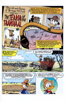 Extrait de Uncle $crooge (5) (Gladstone - 1993) -290- Issue # 290