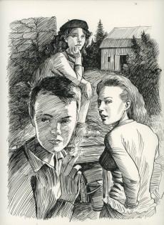 Extrait de (AUT) Terpant - Trait Portraits