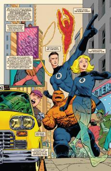 Extrait de History of the Marvel Universe (Marvel comics - 20) -3- Issue # 3