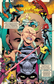 Extrait de History of the Marvel Universe (Marvel comics - 20) -5- Issue # 5