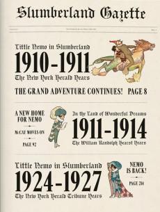 Extrait de Little Nemo in Slumberland -INTa2- The Complete Little Nemo - 1910-1927