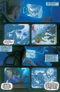 Extrait de Aliens - The Original Comics Series -INT02- Volume 2