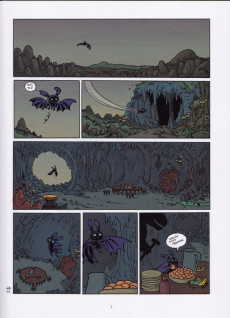 Extrait de Donjon Crépuscule -101a2019- Le Cimetière des Dragons