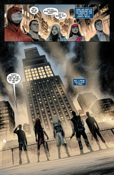 Extrait de Marvel Knights 20th (Marvel comics - 2018) -5A- Issue # 5