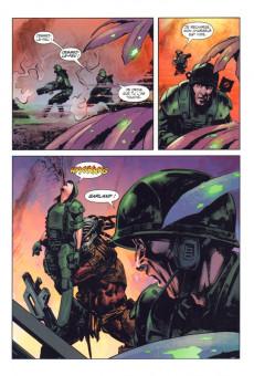 Extrait de Prometheus : Life and death -1- Predator