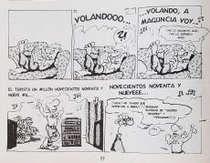 Extrait de El Víbora (en espagnol) -PUB- La Navidad de Konrad y Paul