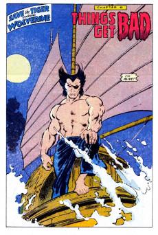 Extrait de Marvel Comics Presents Vol.1 (Marvel Comics - 1988) -6- Issue # 6
