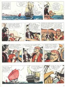 Extrait de Barbe-Rouge -18b1983'- Raid sur la Corne d'or