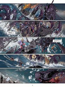 Extrait de Sirènes & Vikings -1- Le Fléau des abysses