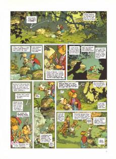 Extrait de Peter Pan (Loisel) -6- Destins