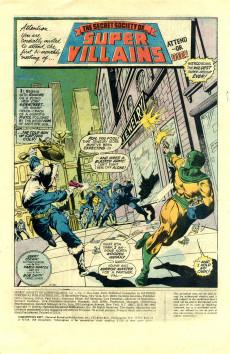 Extrait de Secret Society of Super-Villains (The) (DC comics - 1976) -1- Issue # 1
