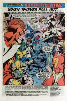 Extrait de Secret Society of Super-Villains (The) (DC comics - 1976) -4- Issue # 4