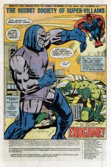 Extrait de Secret Society of Super-Villains (The) (DC comics - 1976) -5- Issue # 5