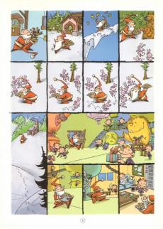 Extrait de Petit Père Noël -5- Petit Père Noël et le cadeau perdu