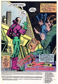 Extrait de Secret Society of Super-Villains (The) (DC comics - 1976) -7- Issue # 7