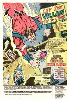 Extrait de Secret Society of Super-Villains (The) (DC comics - 1976) -8- Issue # 8