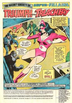 Extrait de Secret Society of Super-Villains (The) (DC comics - 1976) -10- Issue # 10