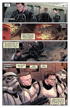 Extrait de Star Wars: Target Vader -5- The Past