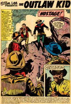 Extrait de The outlaw Kid Vol.2 (Marvel - 1970) -17- Showdown!