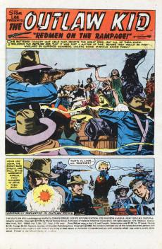 Extrait de The outlaw Kid Vol.2 (Marvel - 1970) -22- Six-Gun Shoot-Out!