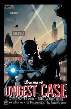 Extrait de Detective Comics (1937), Période Rebirth (2016) -1000DLX- Detective Comics #1000: The Deluxe Edition