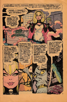 Extrait de Witching Hour (The) (DC comics - 1969) -1- The Witching Hour 1
